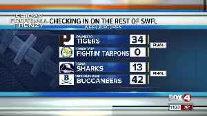 Week 6 scores and highlights high school football [Video]