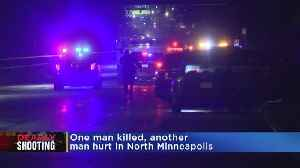 1 Dead, 1 Critical In Mpls. Shooting [Video]