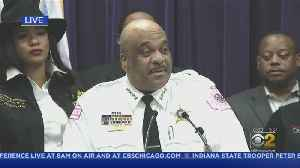 'My Record Speaks For Itself': CPD Supt. Eddie Johnson Addresses IG Report On Laquan McDonald Case [Video]