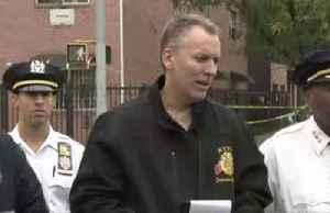 News video: Brooklyn shooting at 'illegal gambling' spot leaves 4 dead: police