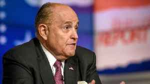 Trump Tweets Defense Of Giuliani Amid Ukraine Probe