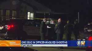 News video: Fort Worth Police Officer Shoots, Kills Woman Inside Her Own Home