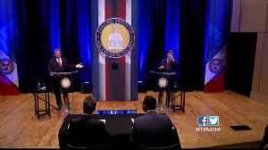 First gubernatorial debate held in Hattiesburg [Video]