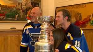 Stanley Cup in Joplin [Video]
