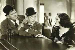 Hollywood Party Movie (1934) - Stan Laurel, Oliver Hardy [Video]