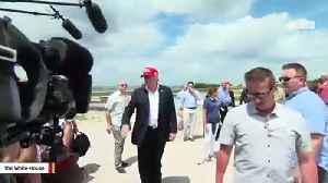 Trump Calls Tlaib A 'Despicable Human Being' [Video]