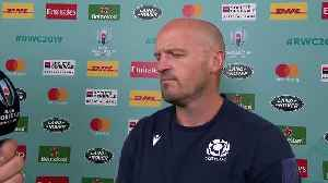 Gregor Townsend reacts after huge game against Japan [Video]