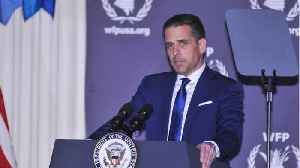 News video: Hunter Biden Stepping Down From Board Of Chinese Private Equity Firm