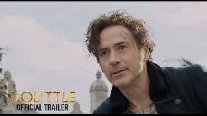 Dolittle Movie (2020) - Robert Downey Jr. [Video]