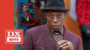 Wesley Snipes Not Feeling Idea Of 'New Jack City' Reboot [Video]