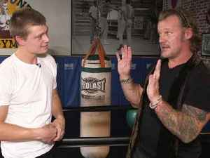 Hitting the Gym with Chris Jericho [Video]