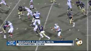 Eastake defeats Bonita Vista [Video]