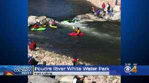 New Whitewater Park On Poudre River Opens North Of Old Town In Fort Collins [Video]