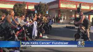 Fitness Challenge Raises Money For Pleasanton Officer Fighting Pancreatic Cancer [Video]