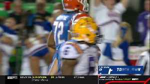 10/12/2019 Florida vs LSU Football Highlights [Video]