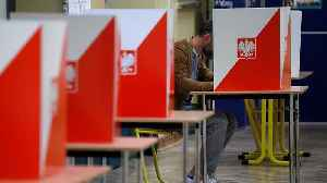 Poland heads to the polls with conservative ruling Law & Justice party in the lead [Video]