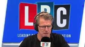 News video: SNP MP Tells LBC Scotland Is Getting