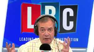 Nigel Farage Clashes With Caller Who Voted Leave But Is Now A Liberal Democrat [Video]