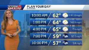 Video: Take advantage of warmer, sunnier day [Video]