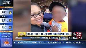 A woman was shot and killed by a Fort Worth police officer in her own home [Video]