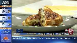 Perfect tailgating dish at the Trop with Levy Restaurants [Video]