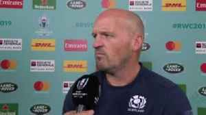 Townsend: Japan deserved to win [Video]