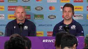 Japan 27-21 Scotland: Hosts condemn Scotland to World Cup exit [Video]