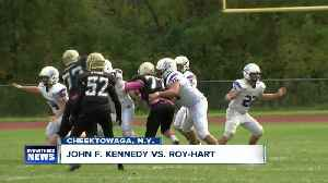 Week 6 Saturday High School Highlights [Video]