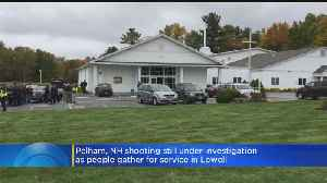 More Charges Filed Against Pelham Church Shooting Suspect [Video]