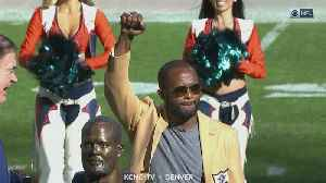 Broncos Give Special Recognition To Pat Bowlen, Champ Bailey At Titans Game [Video]