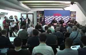 England and Bulgaria try to keep focus on football ahead of Euro qualifier [Video]