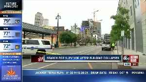 2 people killed, 1 trapped inside Hard Rock Hotel that partially collapsed [Video]