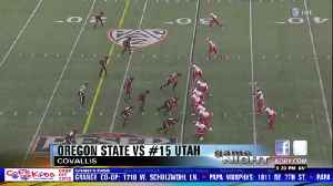 Oregon State cooled off by Utah [Video]