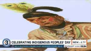 'Trying to maintain the identity of their culture': Celebrating Indigenous Peoples' Day [Video]