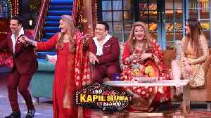 News video: Govinda With Wife Sunita And Daughter Tina In The Kapil Sharma Show