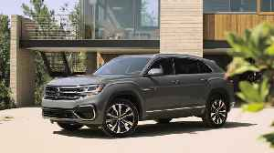 2020 Volkswagen Atlas Cross Sport Exterior Design [Video]