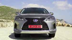 Lexus RX450h Design in Luxury Silver [Video]