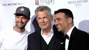 David Foster  6th Annual Imagine Ball Intimate Charity Concert Red Capet [Video]