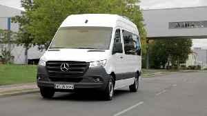 Mercedes-Benz Sprinter, Tourer Wheelchair accessible transporter vehicle by AMF-Bruns Gmbh & Co.KG [Video]