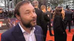 Stephen Graham shares what a joy it was to work with Robert De Niro, Al Pacino, Harvey Keitel and Joe Pesci [Video]
