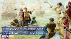 5 Facts You Didn't Know About Christopher Columbus (Columbus Day, October 14th) [Video]