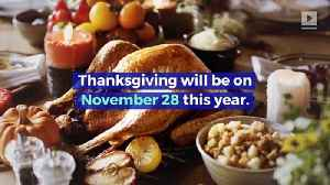Tips for Booking Flights for Thanksgiving and Christmas [Video]