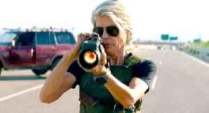 Terminator: Dark Fate – 'Sarah's Entrance' Clip [Video]