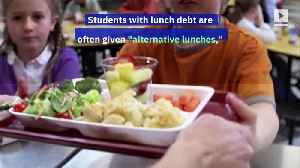 School 'Lunch Shaming' Is Outlawed by CA Law [Video]