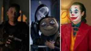 'Joker' Earns Outstanding $55M at Box Office | THR News [Video]