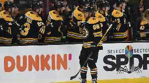 David Pastrnak's four-goal performance [Video]