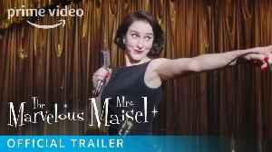 The Marvelous Mrs. Maisel Season 3 Trailer [Video]