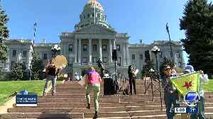Colorado's Kurdish community rallies at state Capitol against Turkish attacks in Syria [Video]