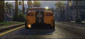 Grand Theft Auto Ocelot Jugular [Video]