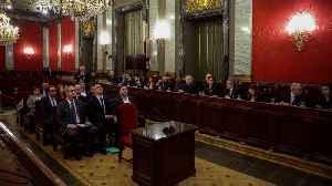 Spain's Supreme Court Sentences Catalan Separatist Leaders To Prison [Video]